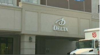The Delta Hotel Kitchener-Waterloo in 2013