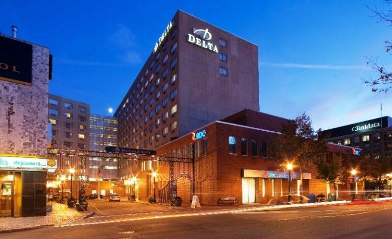 Delta Hotel Beausejour New Brunswick