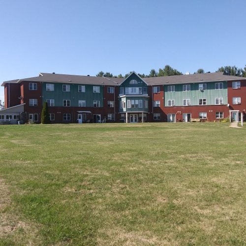 Country Haven Retirement Home Exterior 2