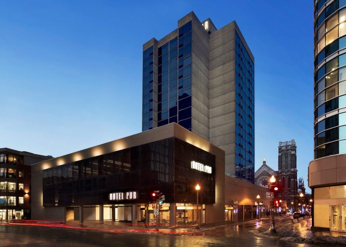Holiday Inn Select Quebec City