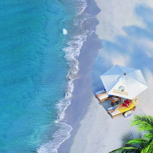 Marina Inn Grande Dunes Resort Private Beach Relaxation