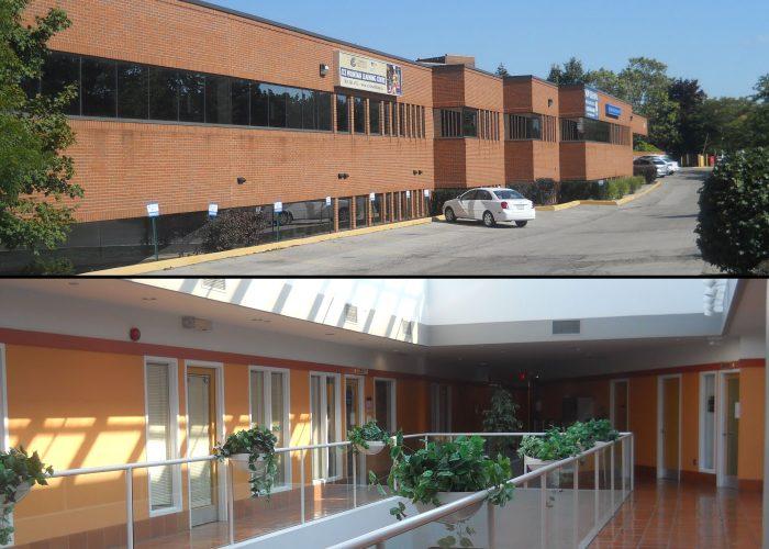 Osler Medical Center in Hamilton - Interior and Exterior View