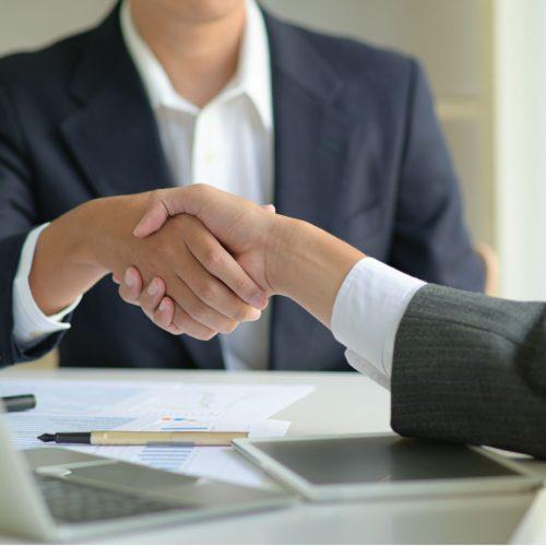 Vista Property Management - Team Creation (Corporate Interview and Handshake)